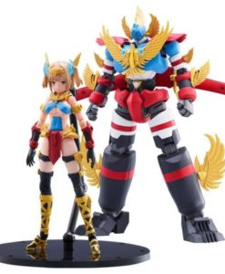 New Gattai Series Plastic Model Kits Robot Atlanger & Atori Hotaka 14 - 17 cm