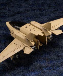 Hexa Gear Plastic Model Kit 1/24 Booster Pack 005 Desert Yellow Ver. 34 cm