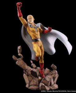 One-Punch Man Statue 1/7 Saitama 33 cm