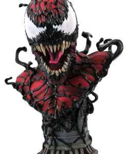 Marvel Comics Legends in 3D Bust 1/2 Carnage 25 cm