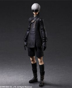 NieR Automata Play Arts Kai Action Figure YoRHa No. 9 Type S 24 cm