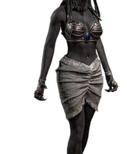 Month Deity of War Action Figure 1/6 Silver Edition 30 cm
