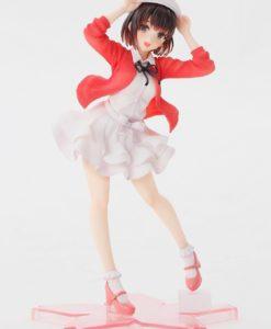 Saekano PVC Statue Megumi Kato Heroine Uniform Ver. 20 cm