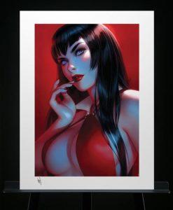 Vampirella Art Print Vampirella #7 46 x 61 cm - unframed