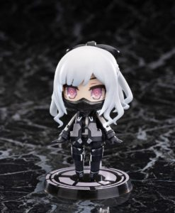 Girls' Frontline Minicraft Series Action Figure Disobedience Team AK-12 Ver. 11 cm