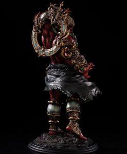 Asura Online Statue Jin Gang Xiang Yao 30 cm
