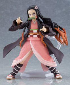 Demon Slayer: Kimetsu no Yaiba Figma Action Figure Nezuko Kamado 13 cm